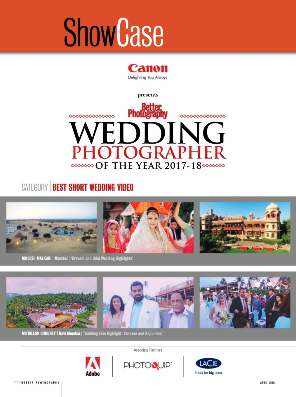 Wedding Photography Service in India