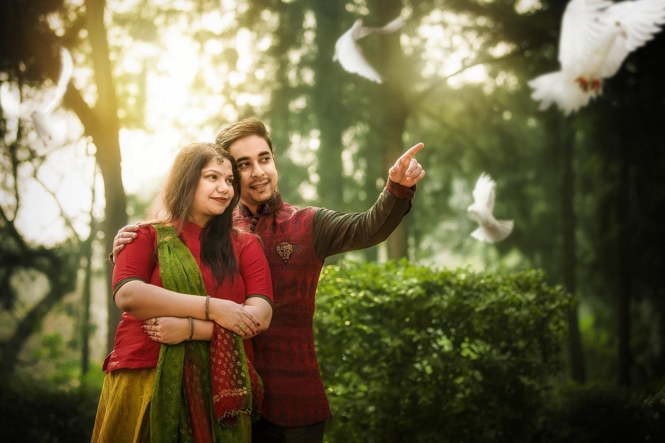 Pre-wedding Photography Lodhi Garden